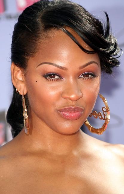 Meagan Good at the 2007 MTV Movie Awards.