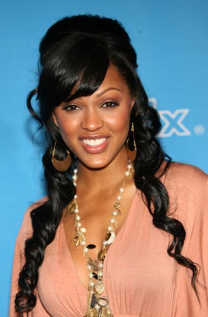 Meagan Good at the 37th Annual NAACP Image Awards.