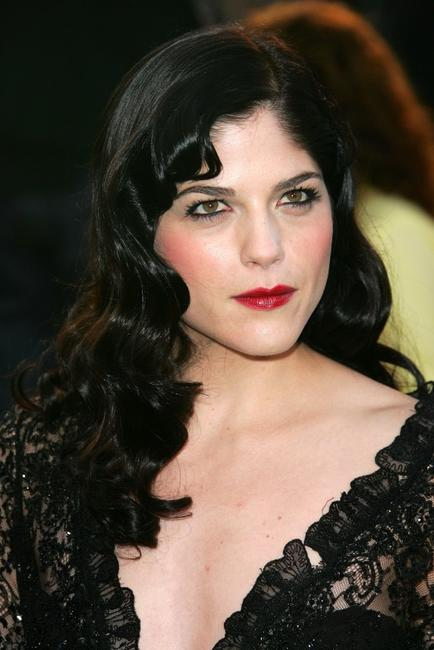 Selma Blair at the Vanity Fair Oscar Party.