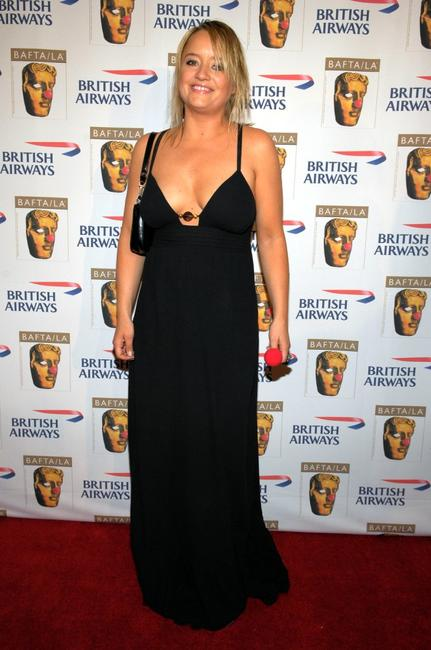 Lucy Davis at the BAFTA/LA's Inaugural British Comedy Awards.
