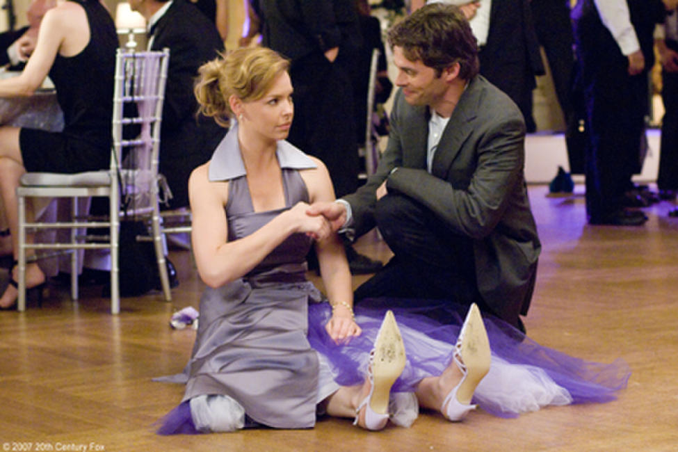 Katherine Heigl and James Marsden in