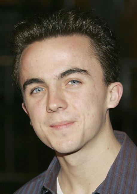 Frankie Muniz at the premiere of