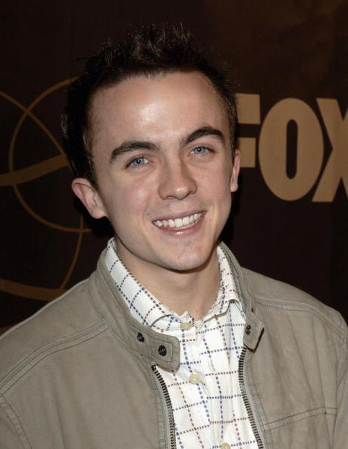 Frankie Muniz at the Fox Winter TCA party.