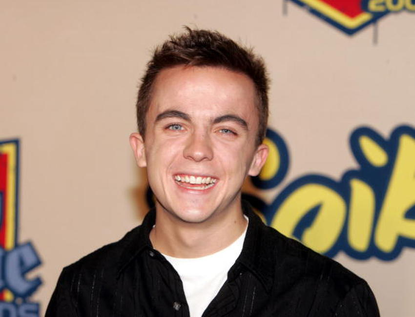 Frankie Muniz at the 2004 Spike TV Video Game Awards.
