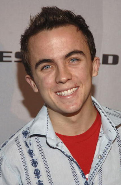 Frankie Muniz at Chrome Couture: 2007 Escalade preview.