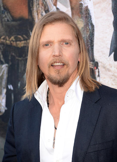 Barry Pepper at the premiere of