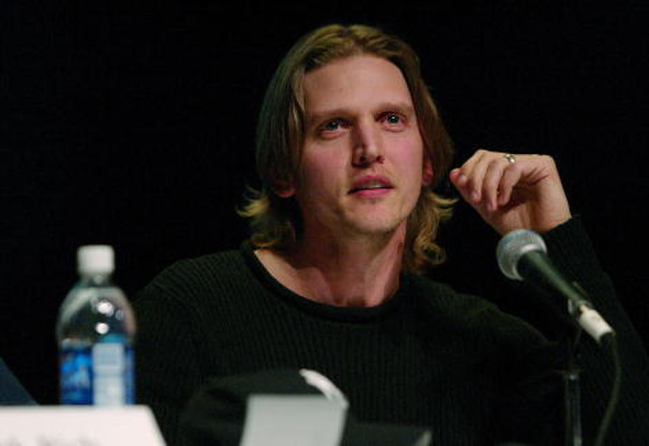 Barry Pepper at the Tribeca Film Festival 2003.