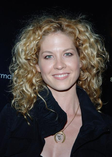 Jenna Elfman at the Stephen Tobolowsky's Birthday Party and DVD release.