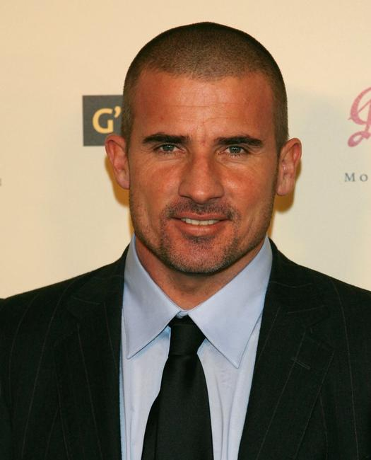 Dominic Purcell at the G'Day USA Penfolds Black Tie Icon Gala.