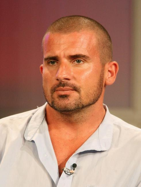 Dominic Purcell at the 2006 Summer Television Critics Association Press Tour.