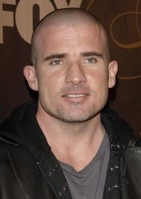 Dominic Purcell at the Fox Winter TCA party.