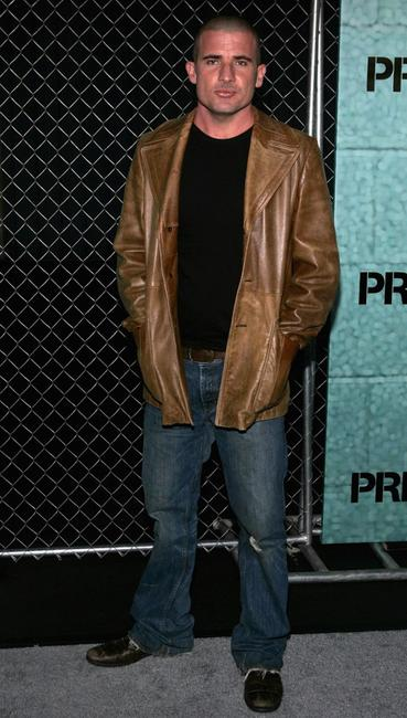 Dominic Purcell at the premiere party of
