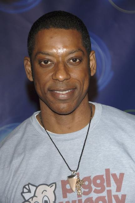 Orlando Jones at the ABC Winter Press Tour All Star Party.