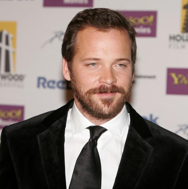 Peter Sarsgaard at the 9th Annual Hollywood Film Awards.