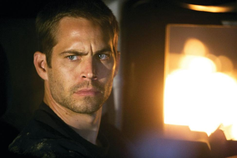 Paul Walker as Brian O'Conner in