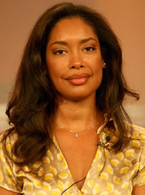 Gina Torres at the 2006 Summer Television Critics Association Press Tour.