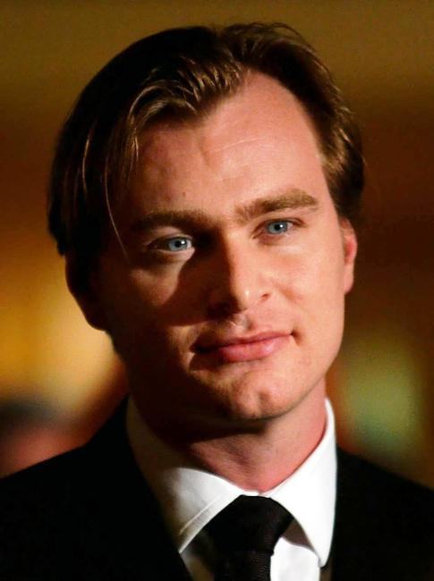 Christopher Nolan at the 54th Annual Directors Guild Awards.