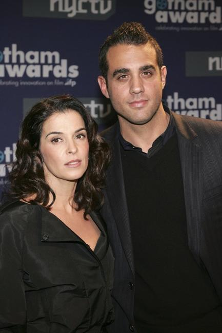 Annabella Sciorra and Bobby Cannavale at the 16th Annual Gotham Awards.