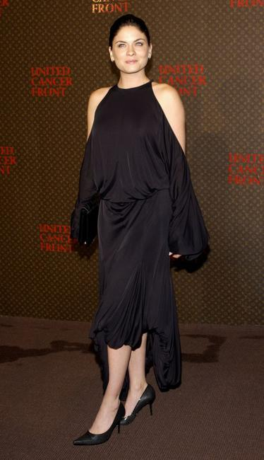 Jodi Lyn O'Keefe at the Louis Vuitton United Cancer Front Gala.