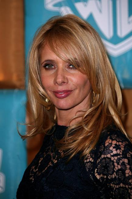 Rosanna Arquette at the In Style Magazine and Studios Golden Globe After Party.