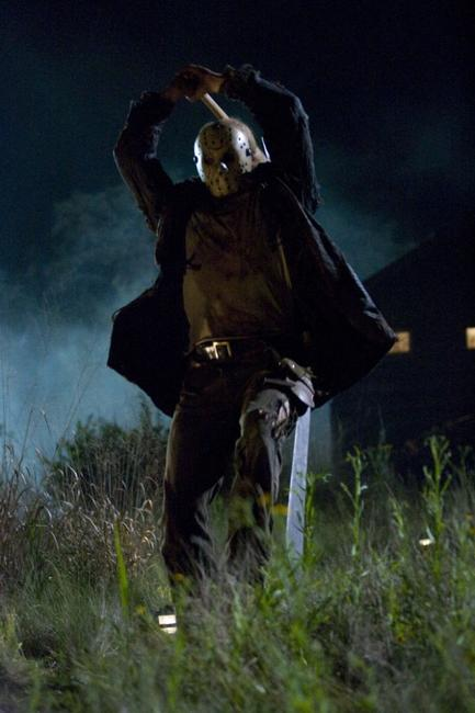 Derek Mears as Jason in