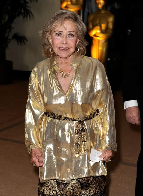 June Foray at the Academy of Motion Picture Arts and Sciences Inaugural Governors Awards.