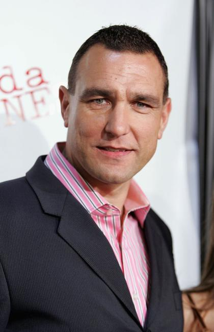 Vinnie Jones at the premiere of