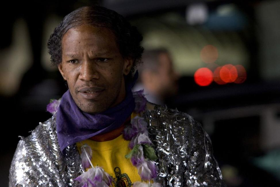 Jamie Foxx as Nathaniel Ayers in