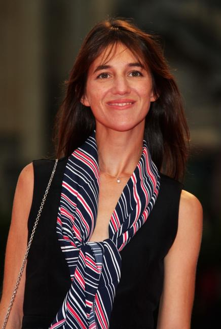 Charlotte Gainsbourg at the