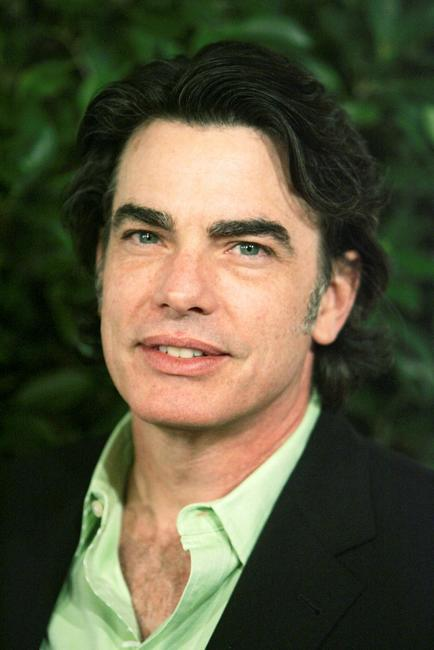 Peter Gallagher at the Warner Bros. TV and Warner Home Video's 50 Years of Quality TV celebration.