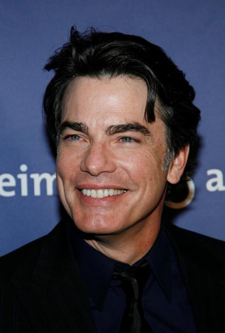 Peter Gallagher at the Alzheimers Association's 15th Annual