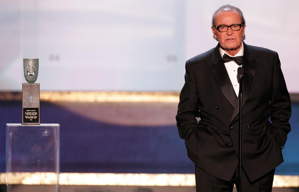 James Garner at the 11th Annual Screen Actors Guild Awards.