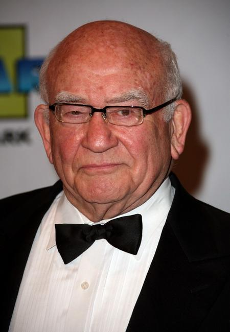 Ed Asner at the 17th Annual Night Of 100 Stars Oscar Gala.