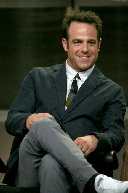 Paul Adelstein at the ABC portion of Television Critics Association Press Tour.