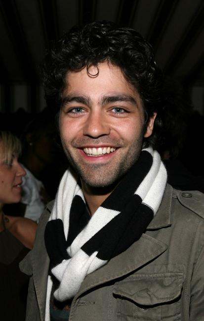 Adrian Grenier at the Milla Jovovich Hosts A Presentation of Jovovich-Hawk For MNG Collection.