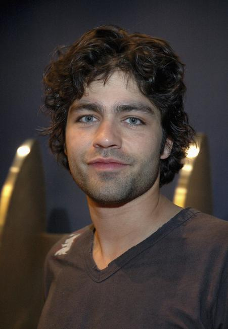 Adrian Grenier at the First Annual Fantasy Suite Block Party.