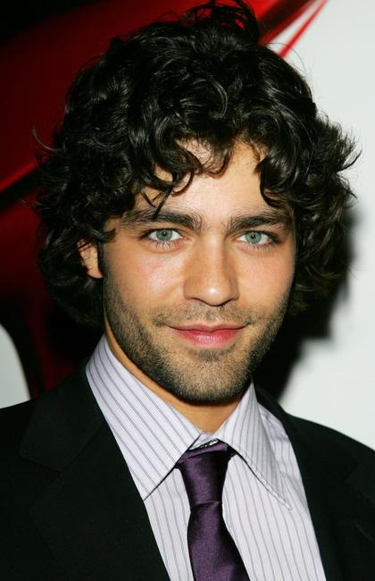 Adrian Grenier at the premiere of