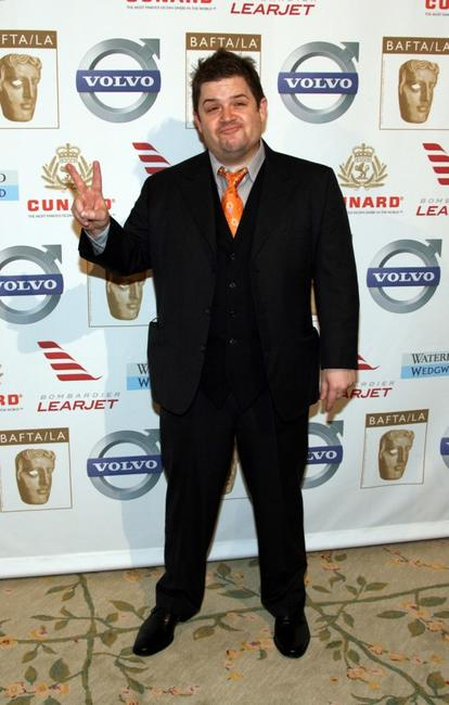 Patton Oswalt at the BAFTA/LA's 14th Annual Awards Season Tea Party.