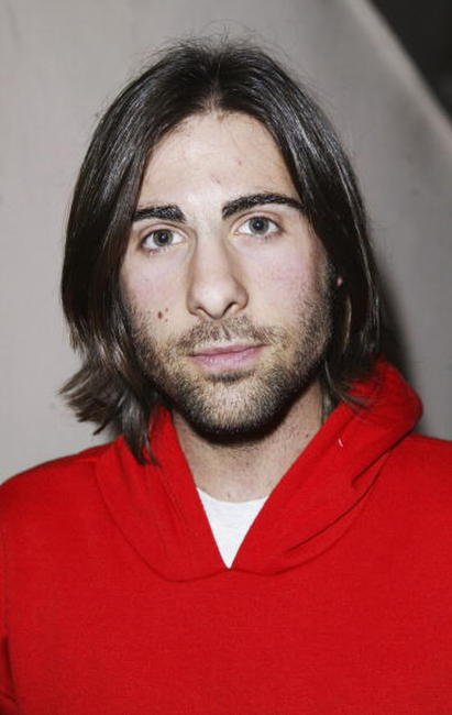 Jason Schwartzman at the 3rd Annual Shortlist Concert in Los Angeles, California.