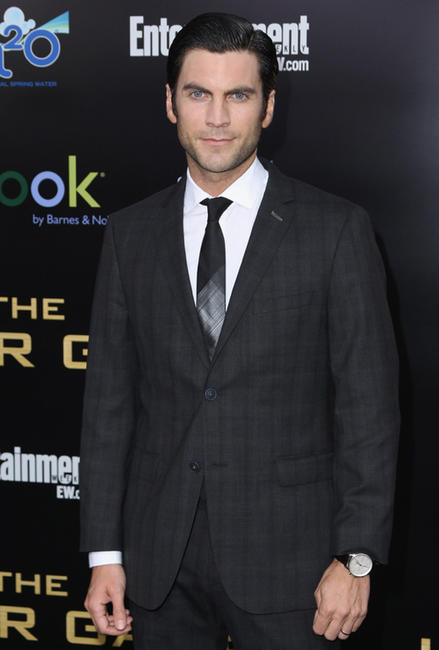 Wes Bentley at the California premiere of