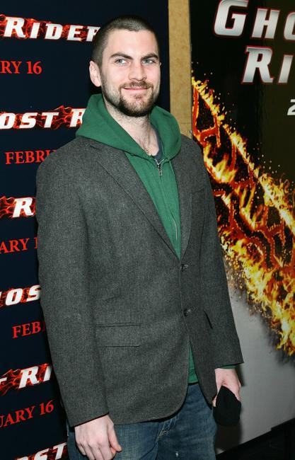 Wes Bentley at the premiere of