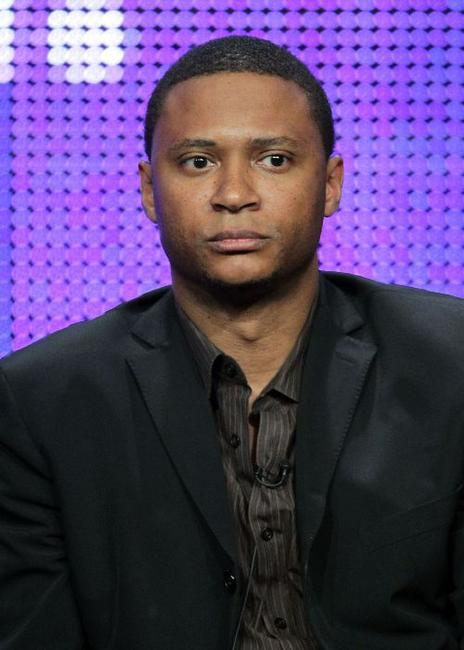 David Ramsey at the 2010 Summer TCA Tour in California.