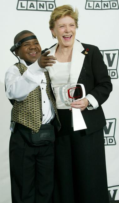 Patty Duke and Gary Coleman at the 2nd Annual TV Land Awards.