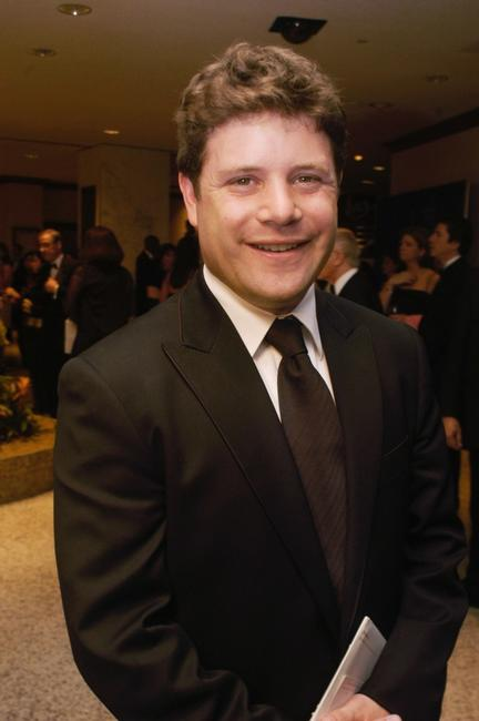 Sean Astin at the White House Correspondants Dinner.