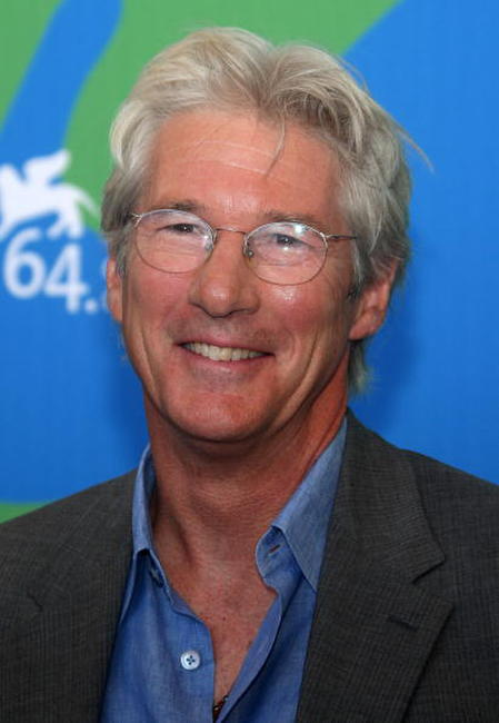 Richard Gere at the