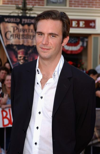 Jack Davenport at the world premiere of