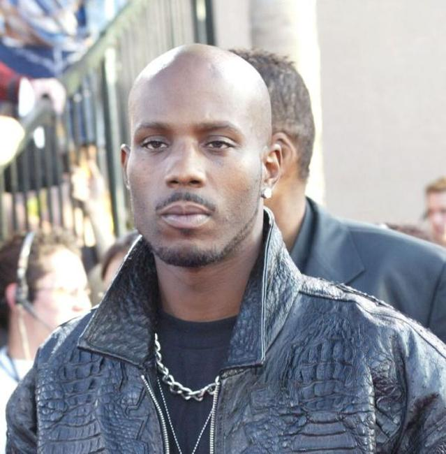 DMX at the 2002 MTV Movie Awards.