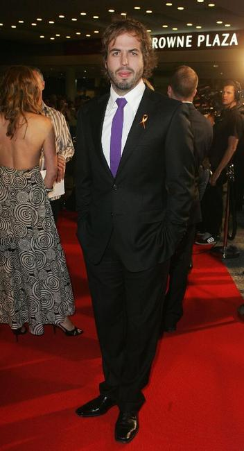 Angus Sampson at the Inside Film Awards.