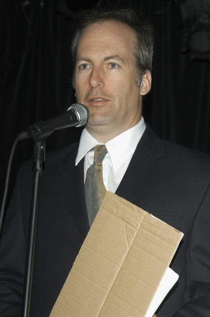 Bob Odenkirk at the Comedy For Kerry.