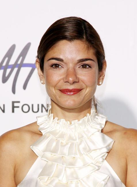 Laura San Giacomob at the 3rd Annual Alfred Mann Foundation Innovation and Inspiration Gala at the Mann Estate.